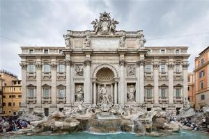 한 푼 아쉬운 로마…'트레비 분수 동전' 기부 접고 예산으로