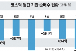 상승세 탄 코스닥 '산타 랠리' 기대감