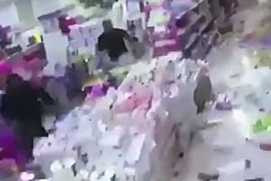 [영상] 이란·이라크 국경지대 7.2 강진…60여명 사망·300여명 부상