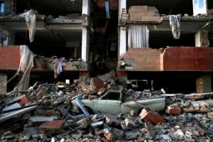 [포토] 이란·이라크 국경지대 7.3 강진 발생… 200여명 사망·2000명 부상