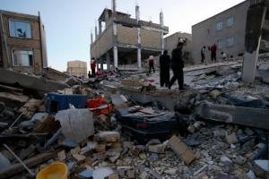 """""""이란 지진으로 사망 341명·부상 5346명…이재민 수만명 추산"""""""