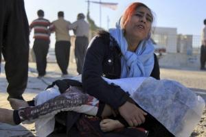 중동 대부분 지역 '흔들'…5만여명 삶의 터전 무너졌다