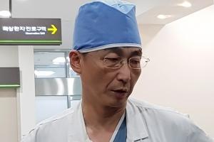 """이국종, 귀순 북한 병사 """"장기 오염 심각해 열흘이 고비"""""""