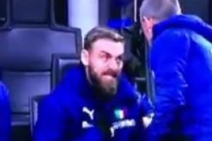 """데 로시 """"내가 감독에게 화난 이유는"""" 키엘리니·바르찰리와 은퇴 선언"""