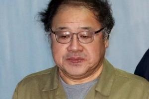 '국정 농단' 재판 안종범, 허리 통증으로 보석 신청