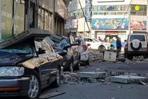 커지는 여진 공포…5.4 지진 포항서 34차례 지진