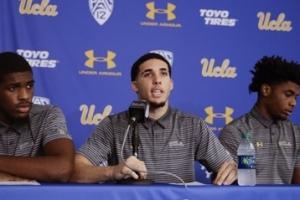 """중국서 풀려난 UCLA 농구선수들 """"고마워요 트럼프"""""""