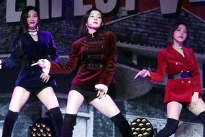 [포토] 레드벨벳, 파워 섹시 댄스