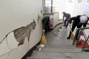 포항 지진, 주택피해 2600여건으로 늘어…응급복구율 87.2%
