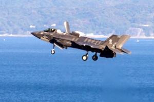 한반도 유사시 먼저 투입되는 美 F35B 스텔스 전투기 日 배치