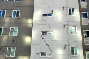 '포항지진' 부서진 주택 2천채 육박…227개 학교서 피해