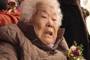 """이옥선 할머니 """"일본 사죄 받고 돌아가셨으면 좋았을 텐데"""" 위안부 피해자 추모관 개…"""