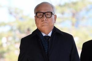 [서울포토] 검찰 재소환된 이병호 전 국정원장