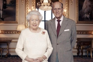 '英 군주 첫' 결혼 70주년 맞은 엘리자베스 2세