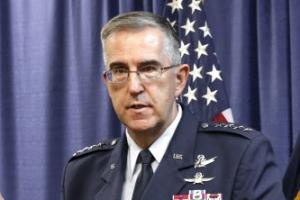 """美전략사령관 """"대통령 지시라도 위법한 핵공격 거부하겠다"""""""