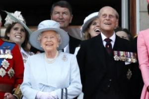 엘리자베스 여왕과 필립공 결혼 70주년...영국 군주로는 최초