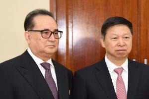 북한 김정은, 시진핑 특사 쑹타오를 만났나
