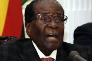 짐바브웨 무가베 대통령, 대국민연설서 즉각 사퇴요구 거부