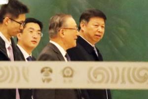 방북 시진핑 특사 쑹타오, 김정은 면담 불발?…북한, 관련 보도 없어
