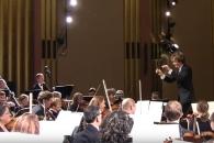 [별별영상] 오케스트라 연주 도중 괴성이?
