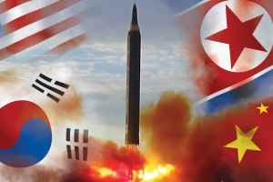 北, ICBM급 동해상으로 발사…75일만의 미사일도발