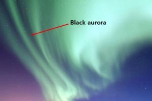 통신장애 일으키는 '블랙 오로라' 비밀 최초로 규명했다