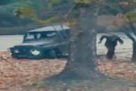 북한 군인 귀순 CCTV 영상 공개…긴박했던 그 순간
