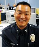 'LAPD 서열 3위' LA 한…
