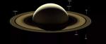 우아한 토성… 美 탐사선 …