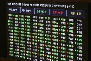 '세월호 유골 은폐' 비난한 한국당, 사회적 참사법은 반대