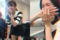 번데기 먹는 모습 본 트와이스 일본인 멤버 반응