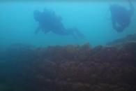 터키 호수에서 발견된 3000년 전 고대 요새