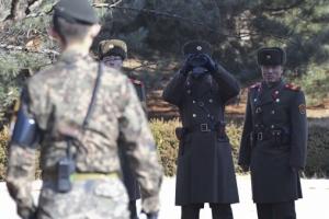 [포토] '북한 병사 JSA 귀순' 사건현장 지금은