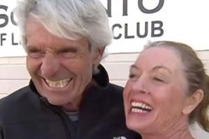 호주의 71세 익스트림 마니아 디넘이 잠수함에 구조되기까지