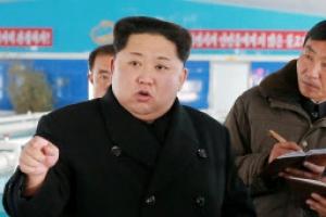 눈에 띄게 체중 는 김정은…순천 메기공장 시찰