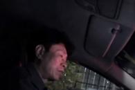 """""""취업이 쉽지 않네요"""" 청년 승객 고민 들은  택시기…"""