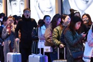 中 한국 단체관광 허용, 롯데 사드보복은 여전