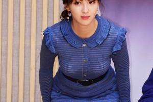 [포토] 정혜성, 앉을때도 드러나는 '명품 S라인' 몸매