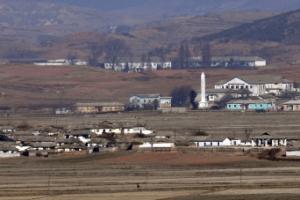 [서울포토] 평화로운 북한 풍경