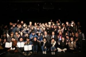서울예술실용전문학교 공연기획과, 2인극 페스티벌 베스트스태프상 수상