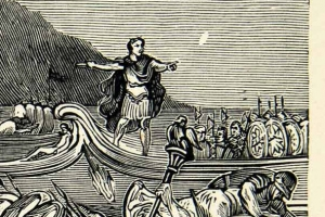 로마제국 카이사르의 브리타니아 침공 증거 발견