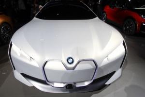 [포토] 'LA 오토쇼', BMW 전기차 'i 비전 다이내믹스' 공개