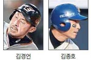 [프로야구] 김경언·김종호·고원준…  방출 '칼바람' 맞은 79명