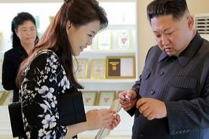 """""""리설주, 北서 패션리더…英미들턴 왕세손빈이 모델인듯"""""""