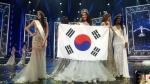 김제니, 국제 미인대회 한…