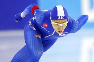 이상화·차민규, 3차 월드컵 500m 은메달…이승훈·김보름은 부진