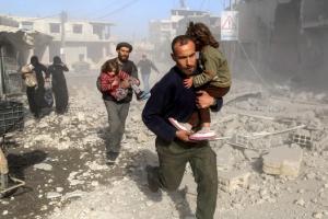 """""""이스라엘 시리아 공격에 이란군 12명 사망""""… 내전 다시 불붙나"""