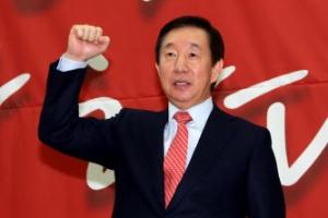 """김성태 """"홍준표는 덕장, 나는 전사로 역할 분담할 것"""""""