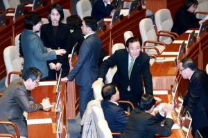 최명길 의원직 상실, 국민의당 '침통'…의석 39석으로 줄어