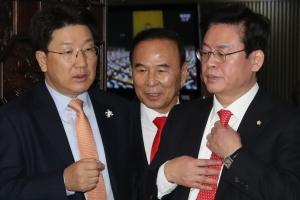 자유한국당, 여야 3당 합의한 내년 예산안 '반대' 결정
